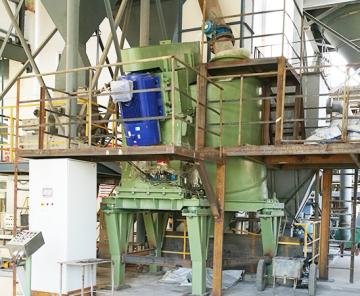 金正大瓮安磷石膏分厂